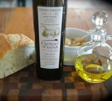 olive oil, pure arbequina