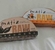Matiz duo fig and apricot cake